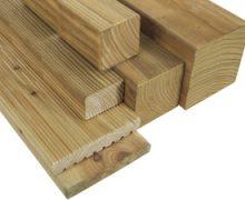 Balken, palen & planken