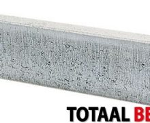 5x15x100cm grijs