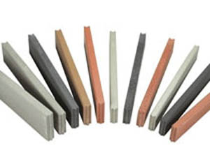 Opsluitbanden, stapelblokken & palissaden