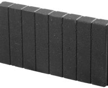 quadro 6x25x50 zwart