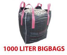 1000 liter bigbags ( Afgehaald of geleverd in Friesland )