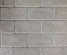 betonklinker grijs