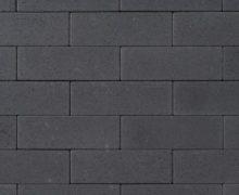 brushed black 11x33x8cm