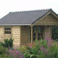 Maatwerk tuinhuis – Drachtstercompagnije