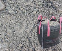 zwarte grond bigbag