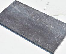 soft comfort 40x80x4cm grigio