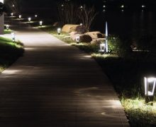 LED oprijlaan / paden verlichting