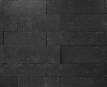 opritsteen glossy black