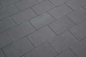 Terras-steen+ 20x30x4cm Antraciet