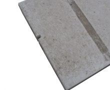 Betonplaat glad 100x200x12cm