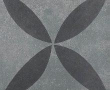 Duostone_Dessin_Flower-Black-on-Grey