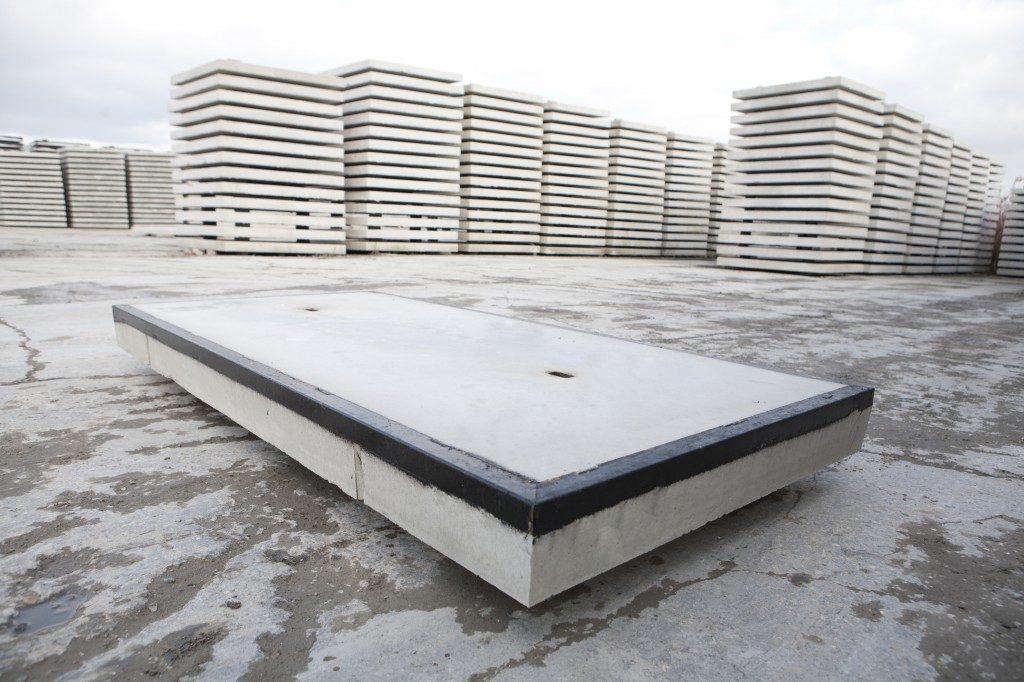 Betonplaten 100x200
