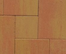 budget terrassteen wildverband zalm geel