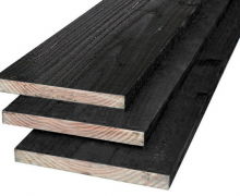 lariks zwarte kantplanken 2.2x200x400
