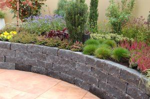 De catrock getrommeld is robuust, speels en perfect voor elke tuin