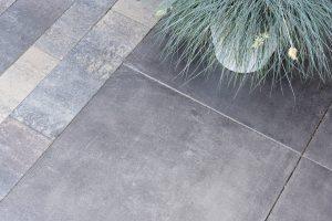 Kwaliteits betontegels met een robuuste en stoere uitstraling vindt u bij Totaal Bestrating; noviton rimini