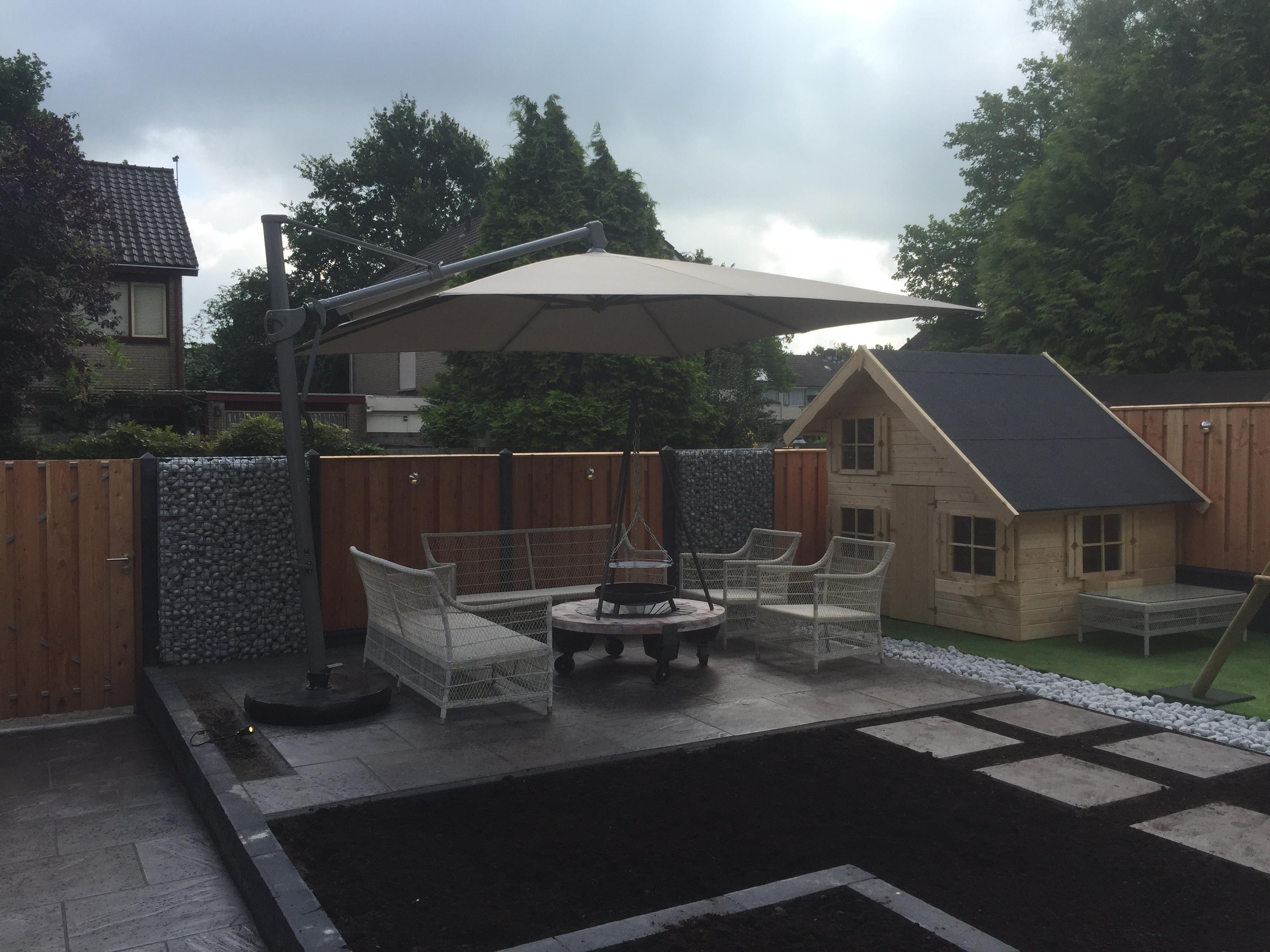 Complete tuin renovatie Drachten