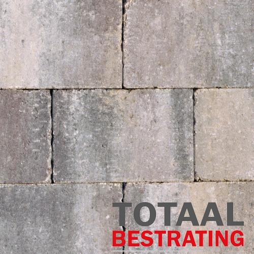 Abbeystones 20x30x6cm Giallo zijn getrommelde betonstenen met authentieke uitstraling.