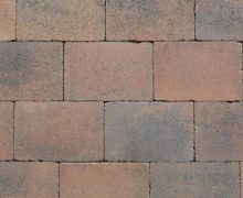 Abbeystones 20x30x6cm dark bronze