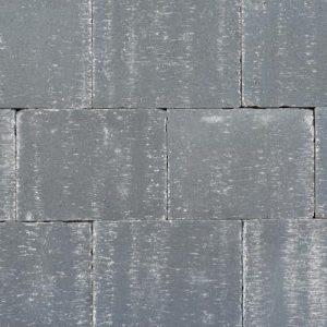 Abbeystones 30x40x6cm nero hebben een authentieke uitstraling en zijn geschikt voor de oprit en terras
