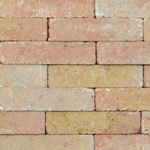Abbeystones 20x5x7cm Toscaans Zomers gekleurde waaltjes voor oprit, terras of pad