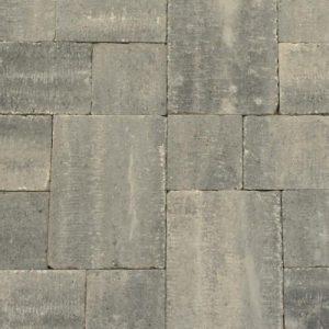 Abbeystones wildverband grijs/zwart Grezzo Geef uw tuin een robuuste look met dit Abbeystones wildverband in de kleur grijs zwart
