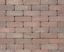 Getrommelde beton dikformaten voor uw terras of oprit. authentieke uitstraling;