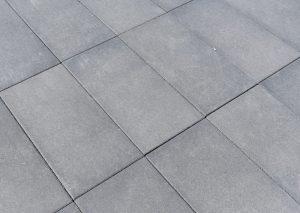 60Plus Soft Comfort 30x60x4cm Nero zwarte betonsteen