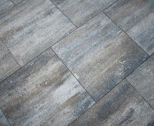50x50x4cm betontegels in diverse kleuren verkrijgbaar bij totaalbestrating