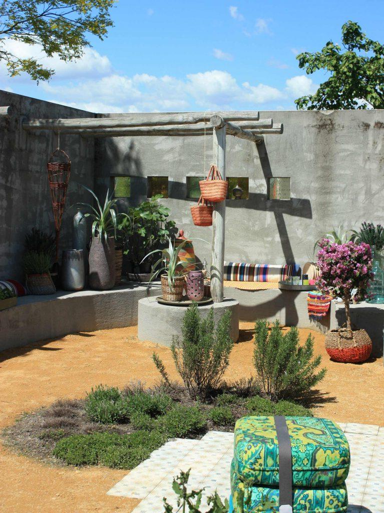Mediterrane tuin