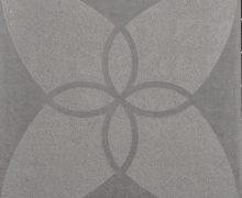Optimum Decora 60x60x4cm Silver Iris