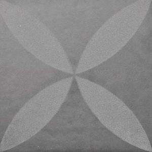 Optimum Decora 60x60x4cm Silver Rose