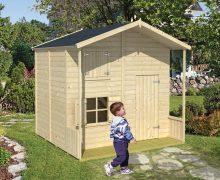 houten speelhuisjes voor kinderen