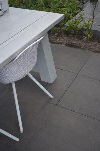 antraciete betontegels
