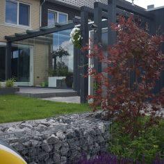 Smartton, steenkorven, luxe veranda & vlonders