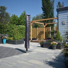 Optimum Decora & Soft Comfort 30×60 + beton-schutting systeem