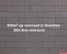 betonklinkers 8cm op voorraad.