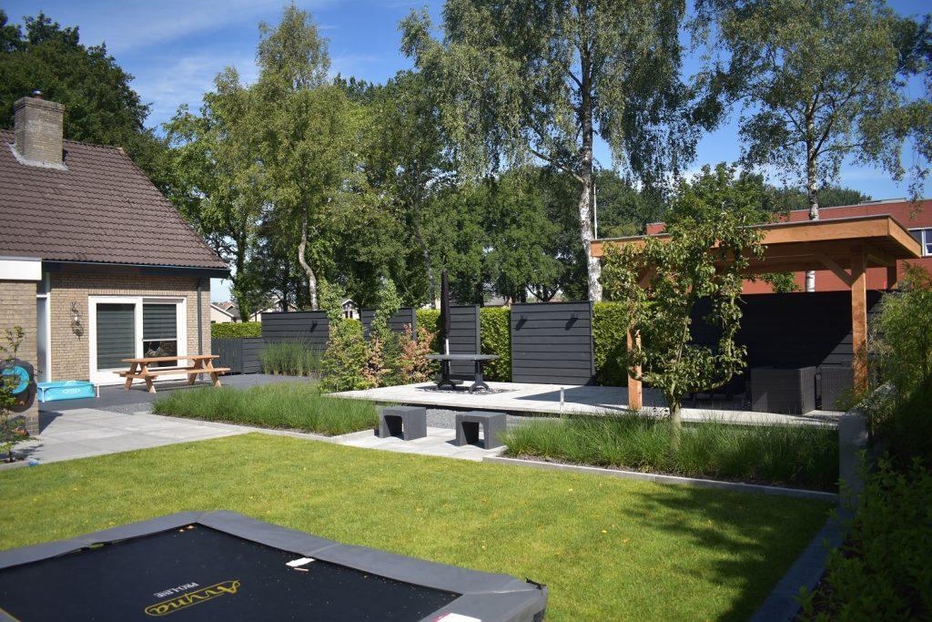 Gerenoveerde tuin door Totaal Bestrating