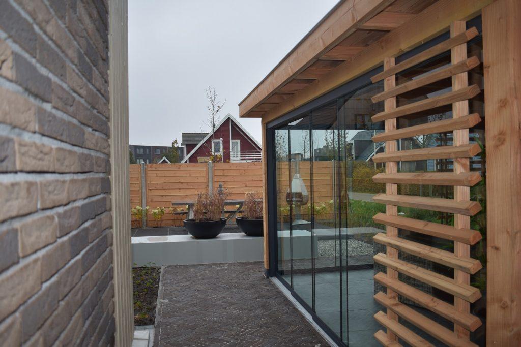 Complete tuinrenovatie door Totaal Bestrating Drachten