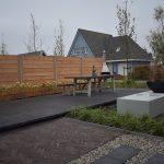Complete tuin renovatie door Totaal Bestrating Drachten