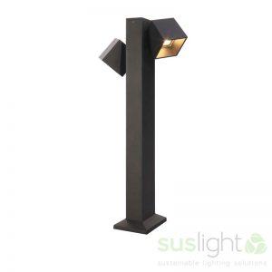 oprijlaan en padverlichting, staande lampen