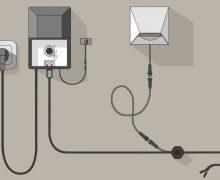 Trafo / Kabels / Schakelaars