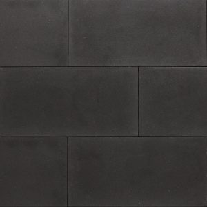 Premiton 40x80x4cm antraciet la palma zwarte langwerpige betontegels
