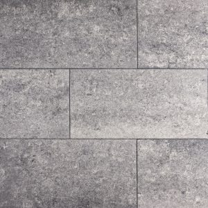 Premiton 40x80x4cm Lanzarote grijs/antraciet