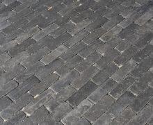getrommelde betondikformaat antraciet