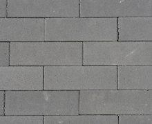 Oprit-steen 11x33x8cm Antraciet