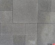 PARTIJ Glossy wildverband dark grey kleurvast