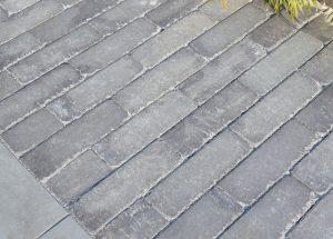 Romano Antico Grigio 11x33x8cm opritsteen beton verouderd