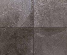 Cerasun Liguria Nero 60x60x4cm keramische tegel met ondervloer