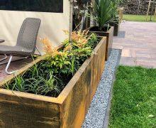 Sokkels, muren & plantenbakken